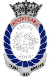 2014 150th Badge